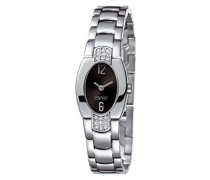 Armbanduhr Analog Quarz Edelstahl ES102262002
