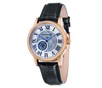 Armbanduhr Analog Automatik ES-0028-02 Rose gold