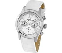 Damen-Armbanduhr Porto Analog Quarz Leder 1-1809B