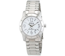 Damen-Armbanduhr Analog Quarz Edelstahl FA0837-11