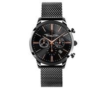 Armbanduhr Chronograph Quarz Edelstahl WA0247-202-203-42 mm