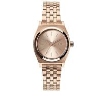 Armbanduhr XS Small Time Teller Analog Quarz Edelstahl A399897-00