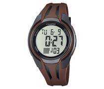 -Armbanduhr Digital Digital Plastik K5703/5