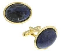 Manschettenknöpfe Sodalit Blau 2.032 cm - 61658