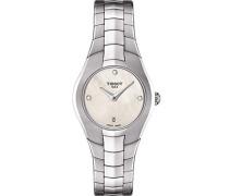 T0960091111600 T-Lady T-Round Damen Uhr