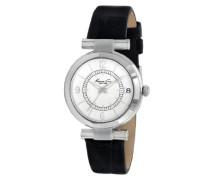 Damen-Armbanduhr Classic Analog Leder KC2746