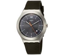 Analog Quarz Uhr mit Silikon Armband YWS425