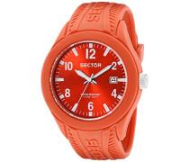 Armbanduhr Analog Quarz Silikon R3251576004