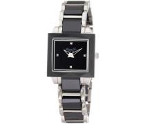 Damen-Armbanduhr Ceramic Analog Quarz KC4742