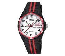 Unisex-Armbanduhr Analog Quarz Plastik 18261/1
