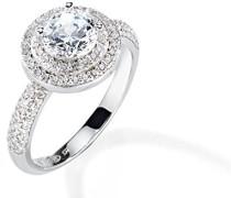 Ringe 925_Sterling_Silber mit '- Ringgröße 54 (17.2) SAIW08016