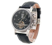 Herrenarmbanduhr Tradition CD2611284BK