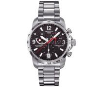 Armbanduhr XL Chronograph Quarz Edelstahl C001.639.11.057.00