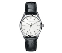 Armbanduhr XL Analog Quarz Leder C022.610.16.031.00