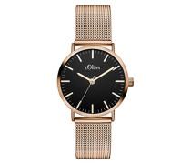 Time Damen-Armbanduhr SO-3330-MQ