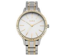 Damen-Armbanduhr  Ladies Watch Analog Quarz B1565
