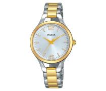 Armbanduhr Analog Quarz Edelstahl beschichtet PH8186X1