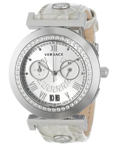 Armbanduhr Vanity Chrono Chronograph Quarz Leder VA9020013
