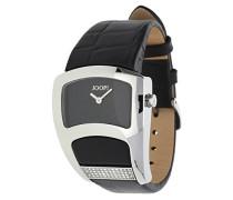 ! Damen-Armbanduhr Analog Quarz Leder JP100572S01U