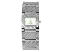 Damen-Armbanduhr Analog Quarz Edelstahl 507475