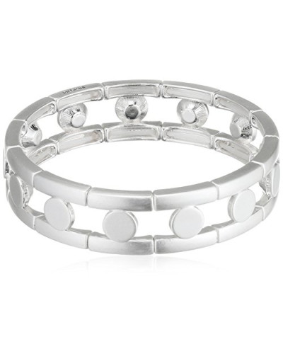 Armband Classic Versilbert 6.3 cm - 601616032