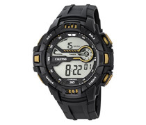 -Armbanduhr Digital Digital Plastik K5695/4