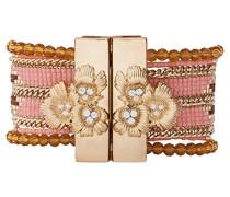 Damen-Manschetten Armbänder Edelstahl E18SETERPI