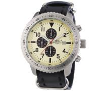 Herren-Armbanduhr XL Chronograph Quarz 17986