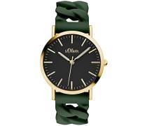 Time Unisex Erwachsene-Armbanduhr SO-3423-PQ