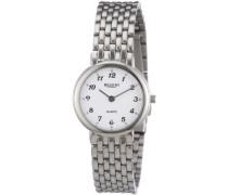 Damen-Armbanduhr XS Analog Edelstahl 12220710