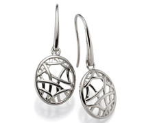 Damen-Ohrhänger 925 Silber rhodiniert - 790054