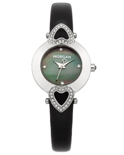Damen-Armbanduhr Analog Quarz Schwarz M1187B