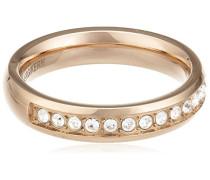 Ring Vergoldetes Metall Kristall Swarovski 336196