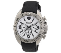 Armbanduhr XL 600 Analog Quarz Nylon R3251573001