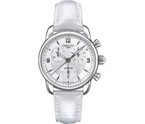 Armbanduhr XS Chronograph Quarz Leder C025.217.16.017.00