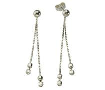 Ohrhänger 925 Sterling Silber Kugeln 301220009R