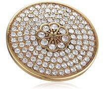 Jewelry Anhänger Messing Anhänger aus der Serie Coin vergoldet