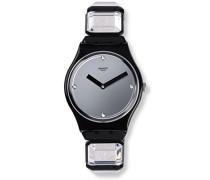Erwachsene Analog Quarz Uhr mit Plastik Armband GB300A