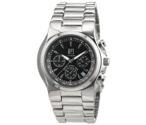 Herren-Armbanduhr Analog Quarz Edelstahl 501015