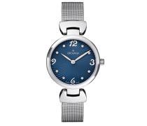 Damen-Armbanduhr Analog Quarz Silber 4485.1135