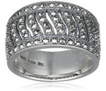 Ring 925 Silber vintage-oxidized Markasit 54 (17.2) - L0109R/90/B3/54