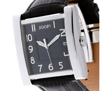 ! Herren-Armbanduhr Analog Quarz Leder JP100581F02