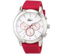 Charlotte 2000941 Women's Watch Multi Analogue Quartz Silicone