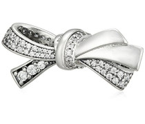Moments Brilliant Bow Bead Charm 925 Sterlingsilber