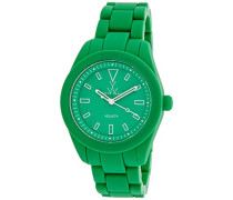Toy Watch Analog Quarz Uhr mit Plastik Armband 0.94.0023