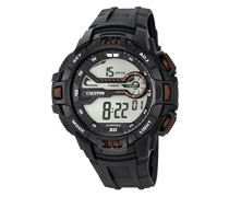 -Armbanduhr Digital Digital Plastik K5695/8