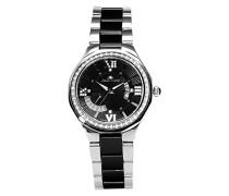 Armbanduhr Analog Quarz Premium Keramik Diamanten - STM15Y3