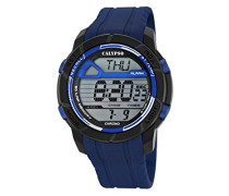 -Armbanduhr Digital Digital Plastik K5697/4