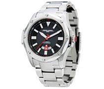 Herren-Armbanduhr Analog Quarz JG9100-21