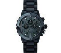 Herren-Armbanduhr Analog Quarz Edelstahl 8500207
